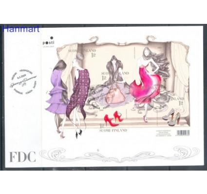 Znaczek Finlandia 2009 Mi bl 56 FDC