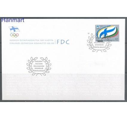 Finlandia 2007 Mi 1866 FDC