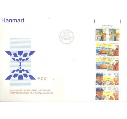 Znaczek Finlandia 1988 Mi blatt 21 FDC