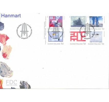 Znaczek Holandia 2008 Mi 1908-1913 FDC