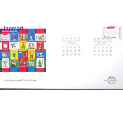 Znaczek Holandia 1999 Mi 1753 FDC