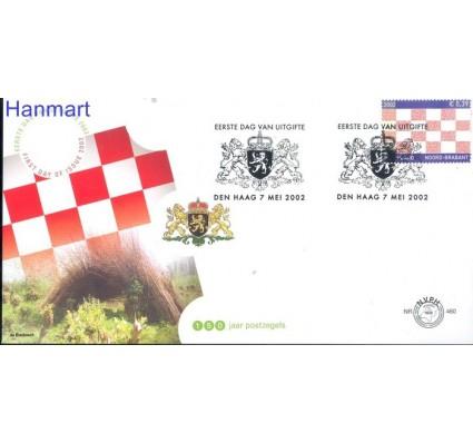 Holandia 2002 Mi 2003 FDC