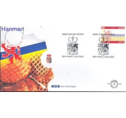 Znaczek Holandia 2002 Mi 2026 FDC