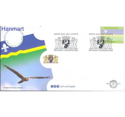 Holandia 2002 Mi 2029 FDC