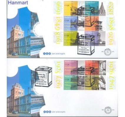 Holandia 2002 Mi 2033-2042 FDC