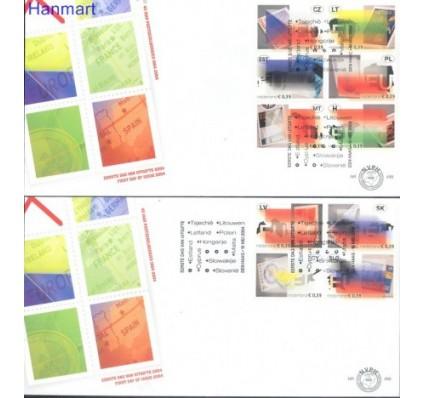 Znaczek Holandia 2004 Mi 2205-2214 FDC