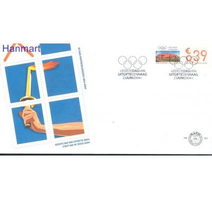 Znaczek Holandia 2004 Mi 2226 FDC