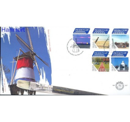 Holandia 2006 Mi 2380-2384 FDC