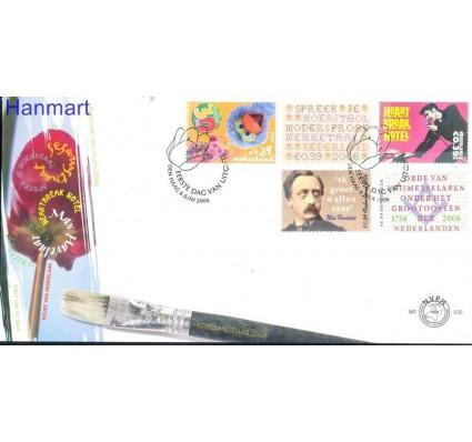 Znaczek Holandia 2006 Mi 2405-2409 FDC