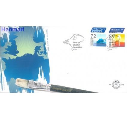 Znaczek Holandia 2006 Mi 2473-2474 FDC
