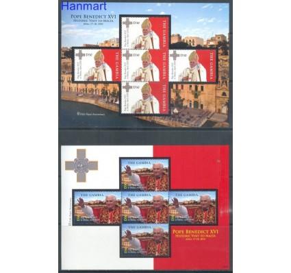 Gambia 2010 Mi 6282-6283 Czyste **