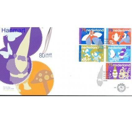 Holandia 2008 Mi 2610-2614 FDC