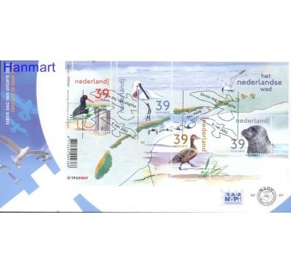 Znaczek Holandia 2003 Mi bl 77 FDC