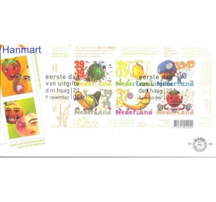 Znaczek Holandia 2004 Mi bl 84 FDC
