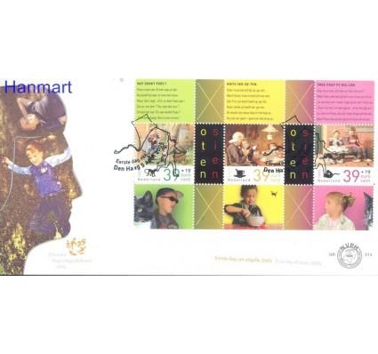 Holandia 2005 Mi bl 88 FDC