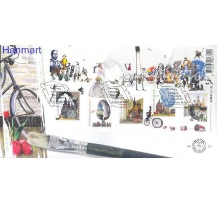 Znaczek Holandia 2006 Mi bl 99 FDC