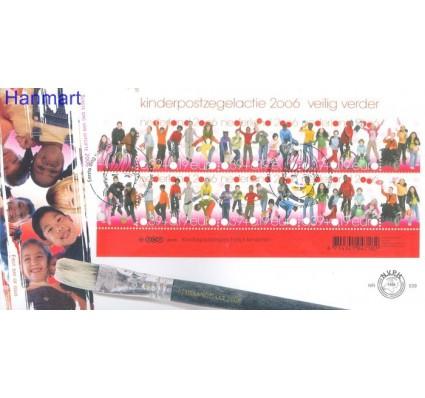 Znaczek Holandia 2006 Mi bl 100 FDC