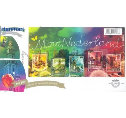 Znaczek Holandia 2007 Mi bl 106 FDC