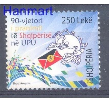 Znaczek Albania 2012 Mi 3397 Czyste **