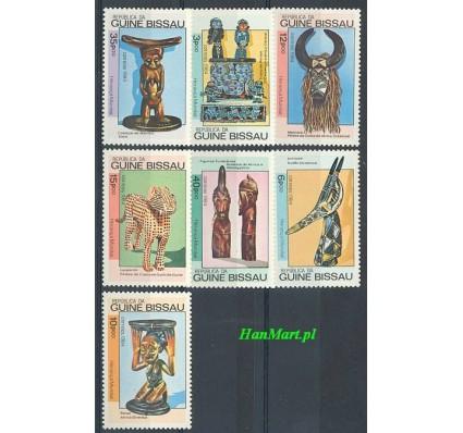 Znaczek Gwinea Bissau 1984 Mi 786-792 Czyste **