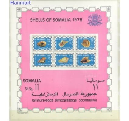 Somalia 1976 Mi bl 3 Czyste **