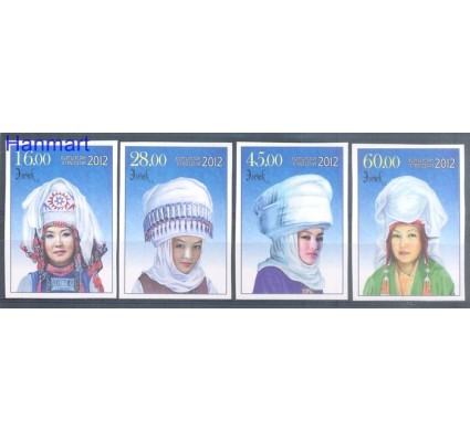 Znaczek Kirgistan 2012 Czyste **
