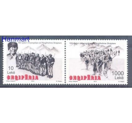 Albania 2012 Mi 3398-3399 Czyste **