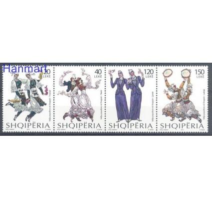 Znaczek Albania 2012 Mi 3406-3409 Czyste **