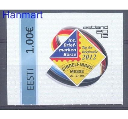 Znaczek Estonia 2012 Mi 26 Czyste **