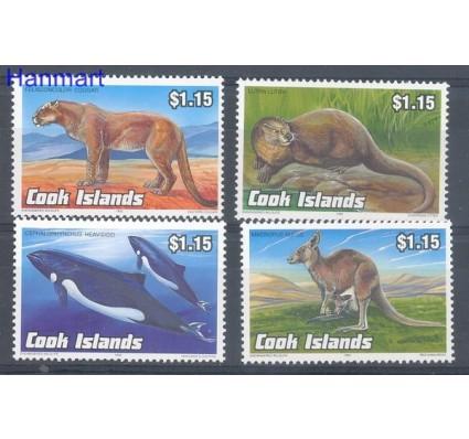 Znaczek Wyspy Cooka 1992 Mi 1351-1353 Czyste **