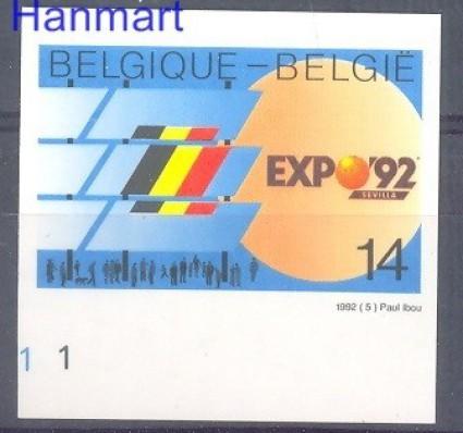 Znaczek Belgia 1992 Mi 2500B Czyste **