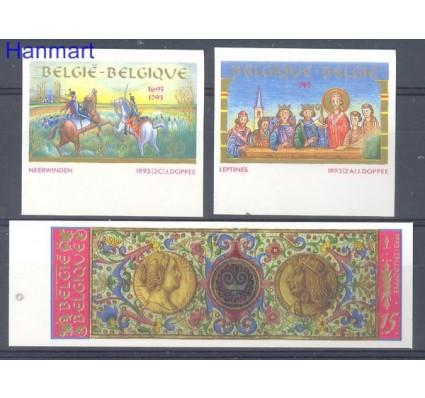 Belgia 1993 Mi 2543-2545B Czyste **