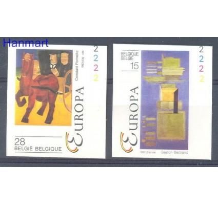 Znaczek Belgia 1993 Mi 2553-2554B Czyste **