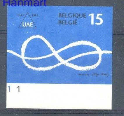 Belgia 1993 Mi 2559B Czyste **