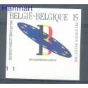 Belgia 1993 Mi 2571B Czyste **