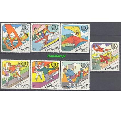 Znaczek Gwinea Bissau 1985 Mi 889-895 Czyste **