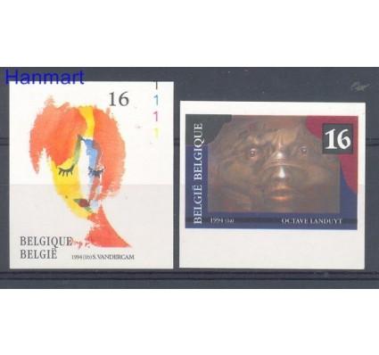 Belgia 1994 Mi 2588-2589B Czyste **