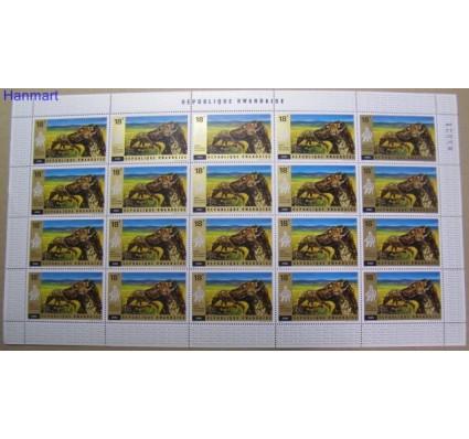 Znaczek Rwanda 1972 Mi ark 493 Czyste **