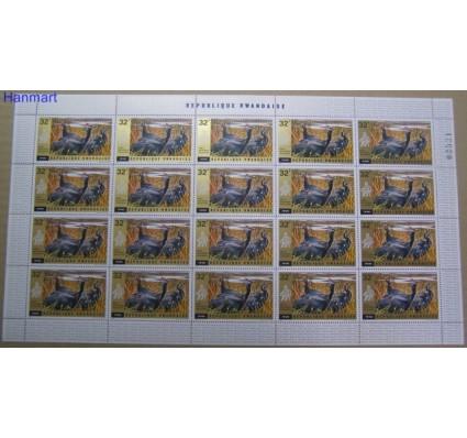 Rwanda 1972 Mi ark 494 Czyste **