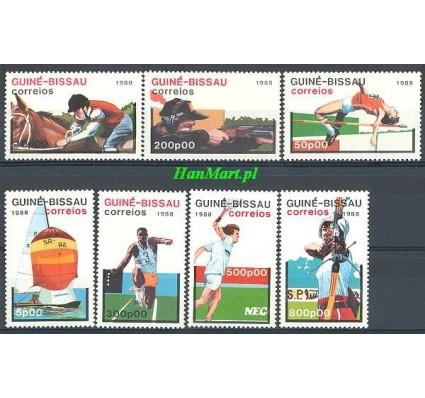 Znaczek Gwinea Bissau 1988 Mi 935-941 Czyste **