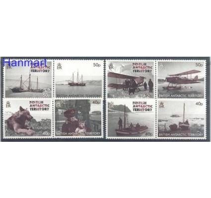 Znaczek Brytyjskie Terytorium Antarktyczne 2012 Mi 595-602 Czyste **