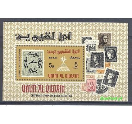Znaczek Umm Al Qiwain 1966 Mi bl 3 Czyste **