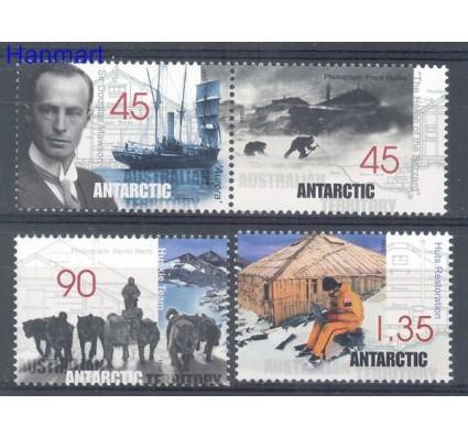 Znaczek Australijskie Terytorium Antarktyczne 1999 Mi 119-122 Czyste **