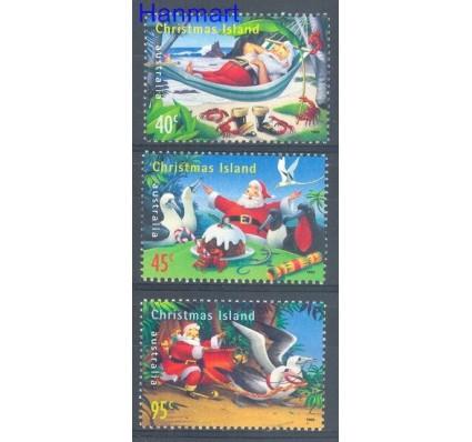 Znaczek Wyspa Bożego Narodzenia 1999 Mi 466-468 Czyste **
