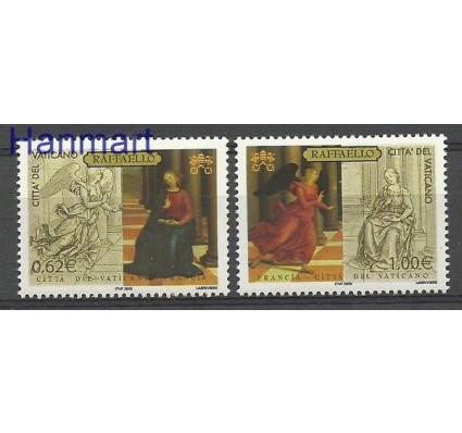 Watykan 2005 Mi 1534-1535 Czyste **