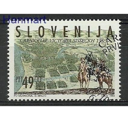Znaczek Słowenia 1993 Stemplowane