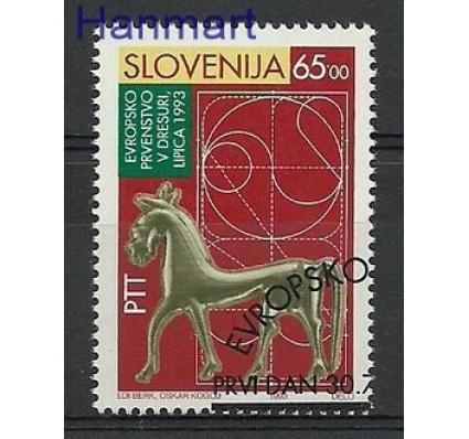 Słowenia 1993 Stemplowane