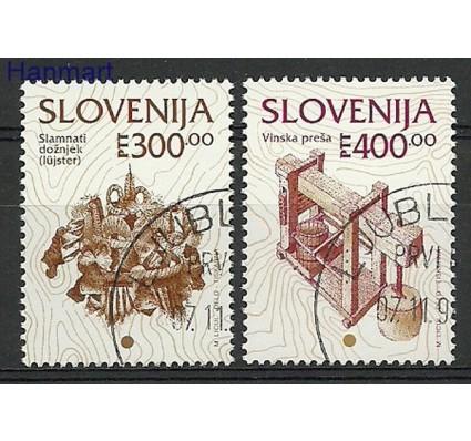 Słowenia 1994 Stemplowane