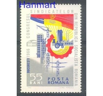 Rumunia 1966 Mi 2499 Czyste **