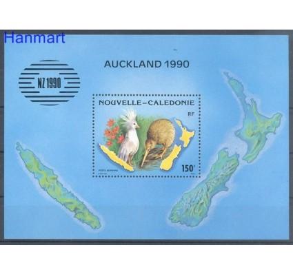 Nowa Kaledonia 1990 Mi bl 10 Czyste **